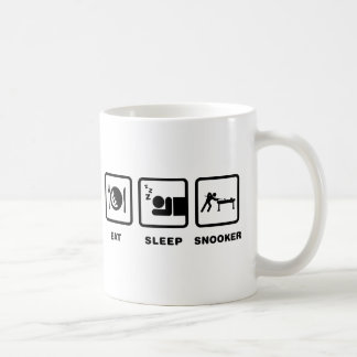 Snooker Coffee Mug