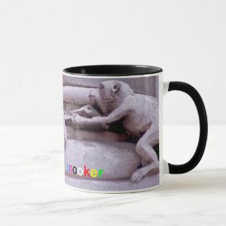 Snooker mug
