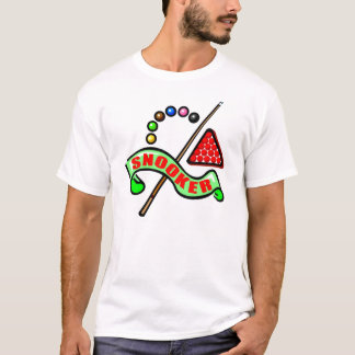 Snooker Pool T-Shirt