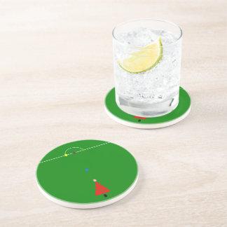 Snooker Table Coaster