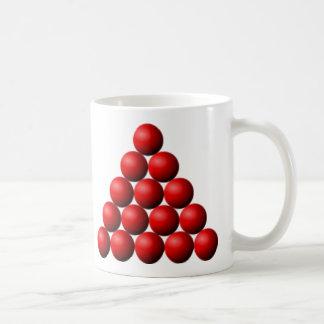 Snooker Triangle Coffee Mugs