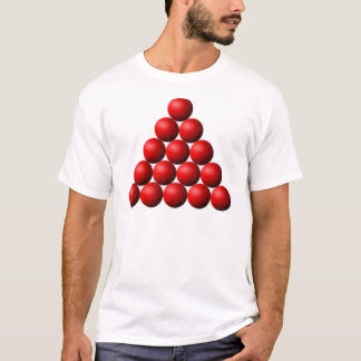 Snooker Triangle T-Shirt