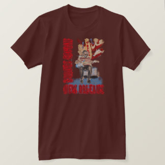 Snooks Eaglin, New Orleans T-Shirt