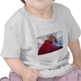 Snoozing Cruiser T Shirt