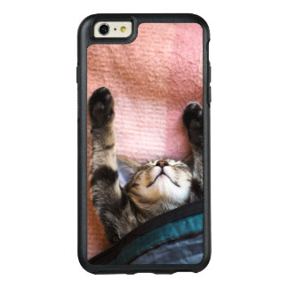 Snoozing Kitten OtterBox iPhone 6/6s Plus Case