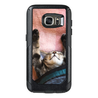 Snoozing Kitten OtterBox Samsung Galaxy S7 Case