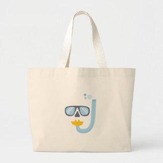 Snorkel Gear Jumbo Tote Bag