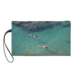 Snorkel Hawai i Wristlet Clutches
