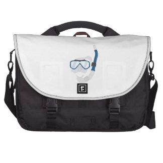 Snorkel Mask Commuter Bag