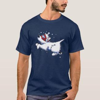 Snorkel Westie T-Shirt