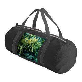 snorkeling 3 gym duffel bag