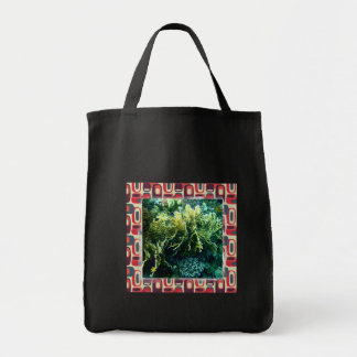 snorkeling 3 (I) Grocery Tote Bag