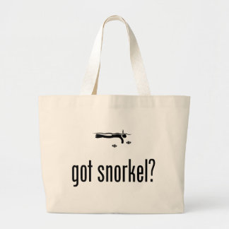 Snorkeling Canvas Bags