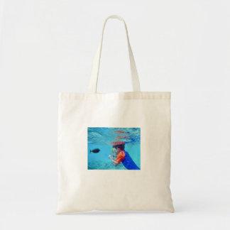 Snorkeling Budget Tote Bag