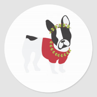 SNORT Holiday Sticker