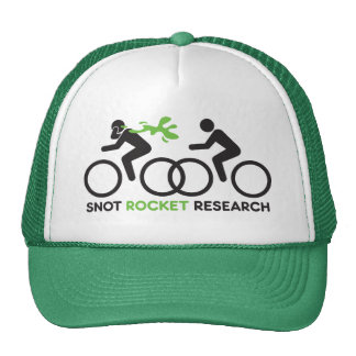 Snot Rocket Research Hat