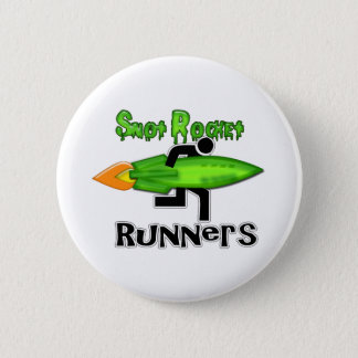 Snot Rocket Runners 6 Cm Round Badge