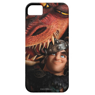 Snotlout & Hookfang Case For The iPhone 5