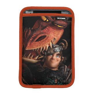 Snotlout & Hookfang iPad Mini Sleeve