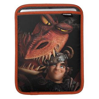 Snotlout & Hookfang iPad Sleeve