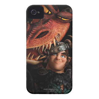 Snotlout & Hookfang iPhone 4 Cover