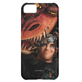 Snotlout & Hookfang iPhone 5C Case