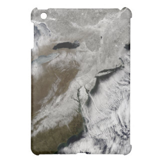 Snow across the northeastern United States Cover For The iPad Mini