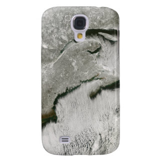 Snow and cloud streets galaxy s4 case