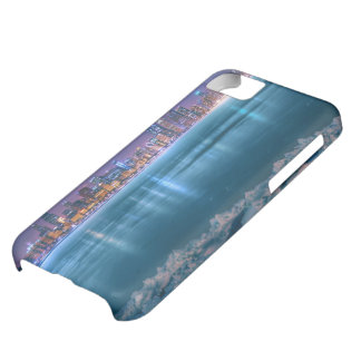 Snow and ice abound on Lake Michiga at Arctic iPhone 5C Case