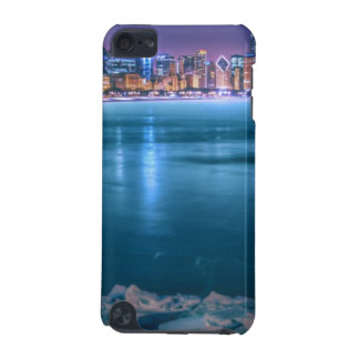 Snow and ice abound on Lake Michiga at Arctic iPod Touch 5G Cases