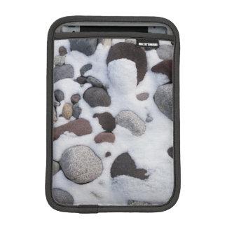 Snow And Rocks, Mt. Rainier National Park 2 iPad Mini Sleeve