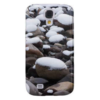Snow And Rocks, Mt. Rainier National Park Galaxy S4 Case