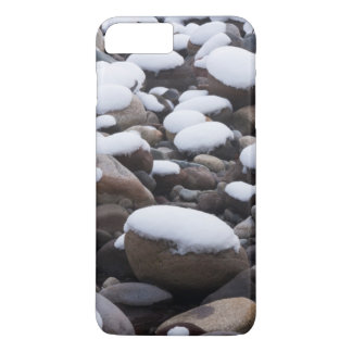 Snow And Rocks, Mt. Rainier National Park iPhone 8 Plus/7 Plus Case