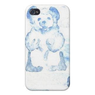 """Snow Bear"" CricketDiane Coffee Art iPhone 4 Cases"