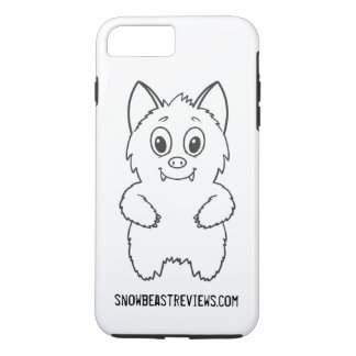 Snow Beast Reviews Basic Phone Case