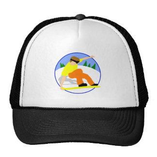 Snow Boarder Hat
