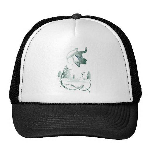 Snow Boarding Hat