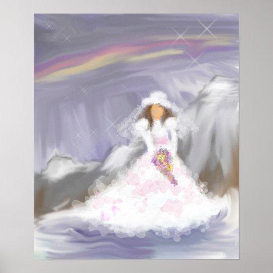 Snow Bride Poster