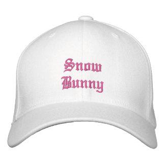 Snow Bunny Baseball Cap