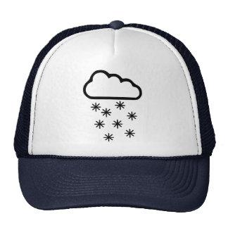 Snow Trucker Hat