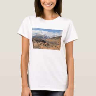 Snow-Capped Mountains T-Shirt