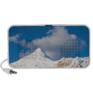 Snow Capped Peak, Nevado Tocllaraju, Cordillera Speakers