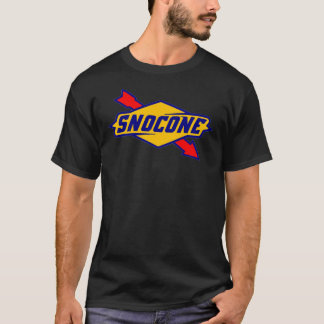 Snow Cone Logo Parody T-shirt