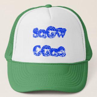 Snow Cone Trucker Hat
