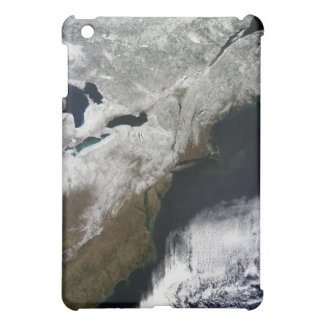 Snow cover stretching from Canada Case For The iPad Mini