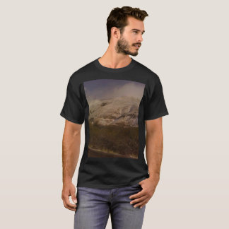 snow-covered mountain T-Shirt