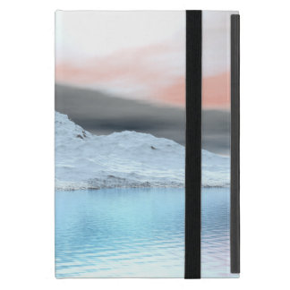 Snow Covered Mountains iPad Mini Covers