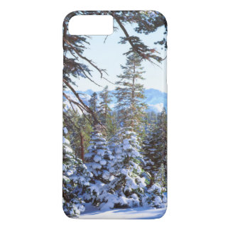 Snow-covered Red Fir trees in the High Sierra 2 iPhone 8 Plus/7 Plus Case