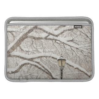 Snow Covered Tree 2 MacBook Sleeve