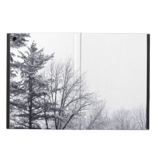 Snow-covered Trees: Horizontal Cover For iPad Air